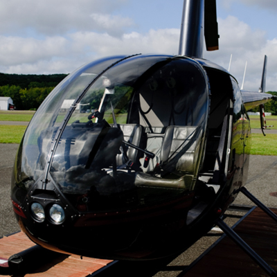 gift certificate for R44 Introductory Flight
