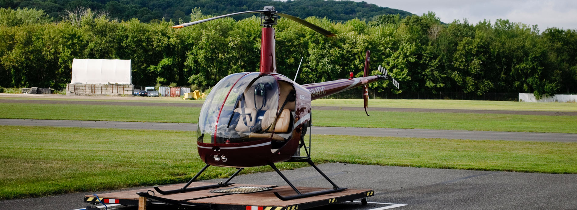Centennial Helicopters rental program
