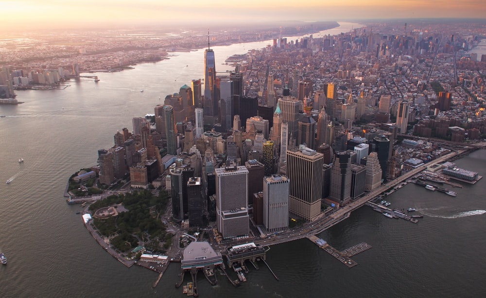 gift certificate for an aerial tour of Manhattan Tour